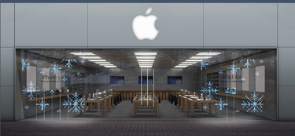 Apple Stores in India