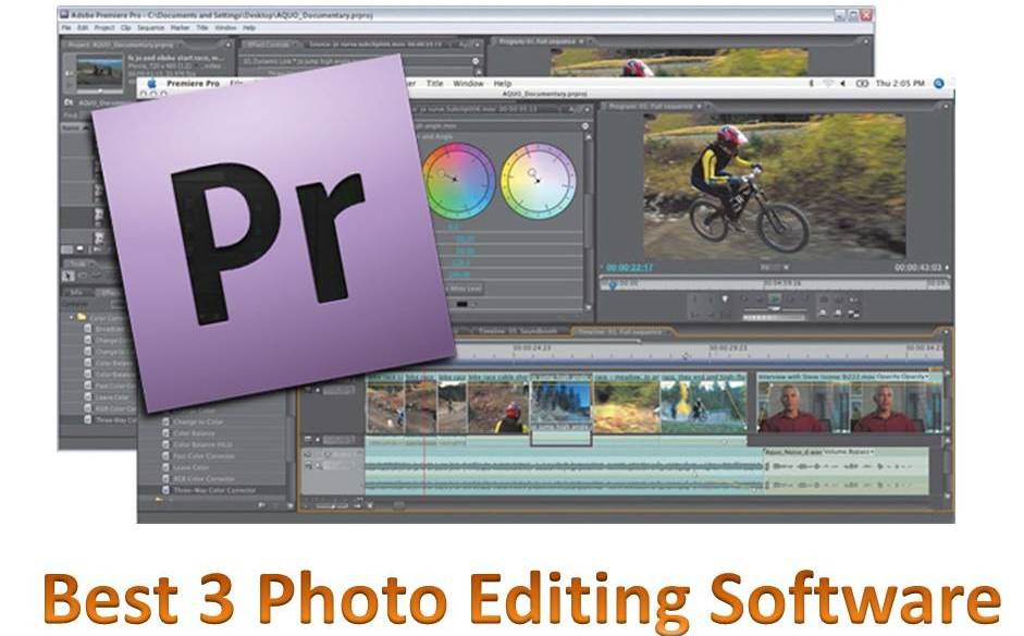 Best 3 Image editing software
