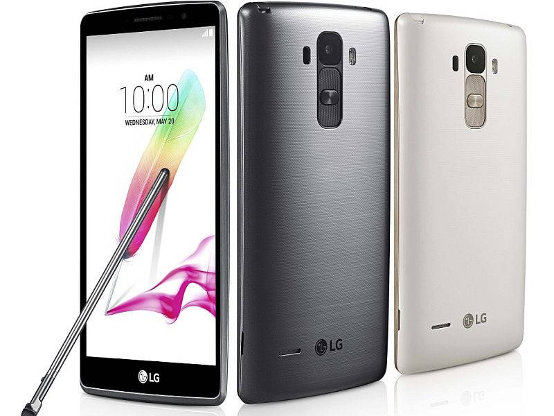 LG G4 stylus features and specs