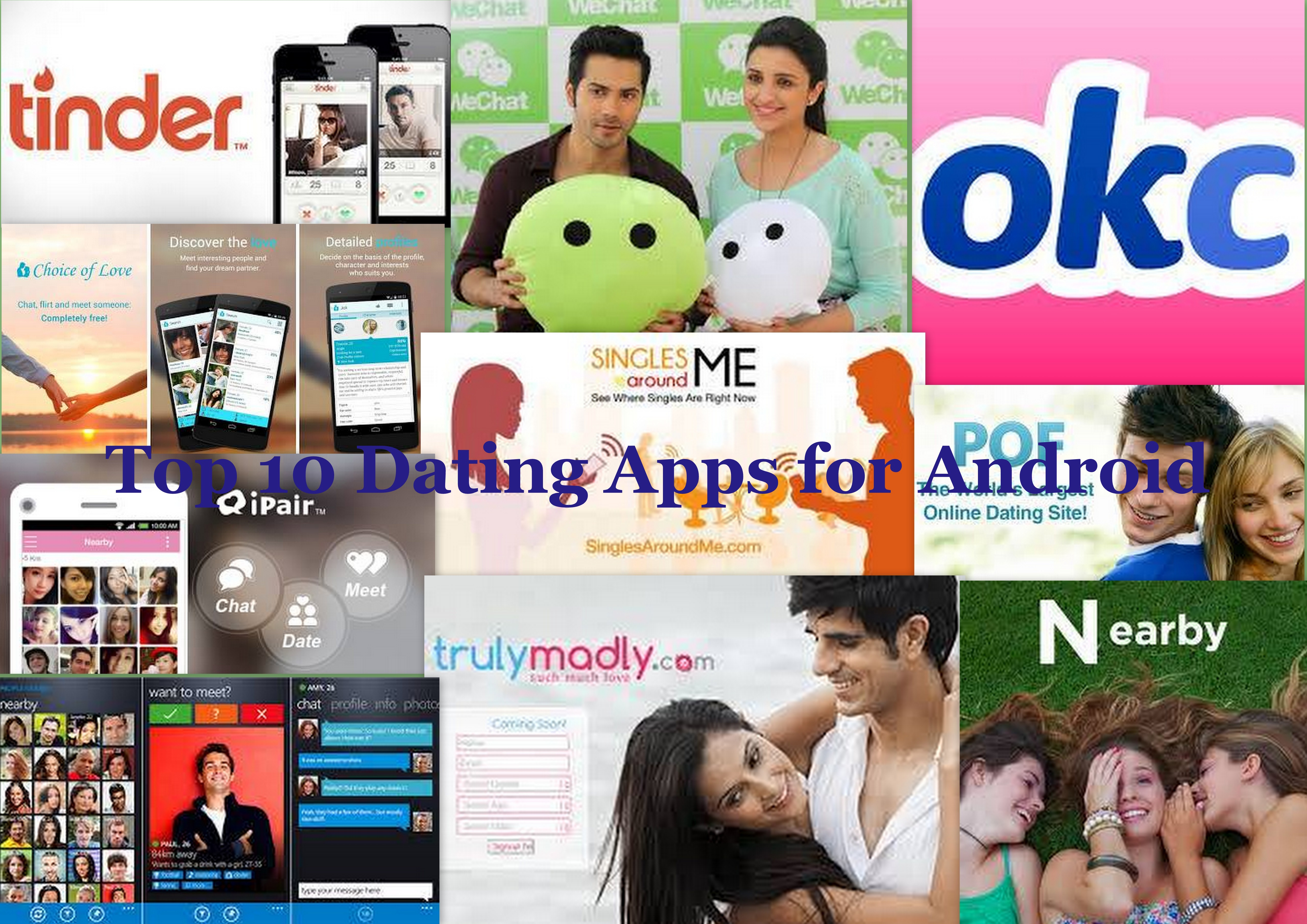 Top 10 Dating Apps for Android