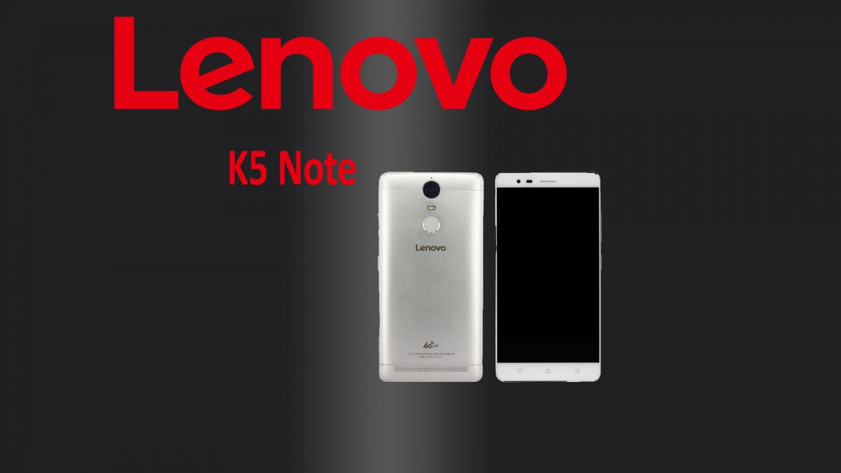 Lenovo K5 Note with Metal Body, Features, Key Specs, Release Dates