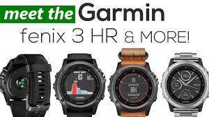 Garmin Fenix 3 HR- Release Date, Price, Key Specs