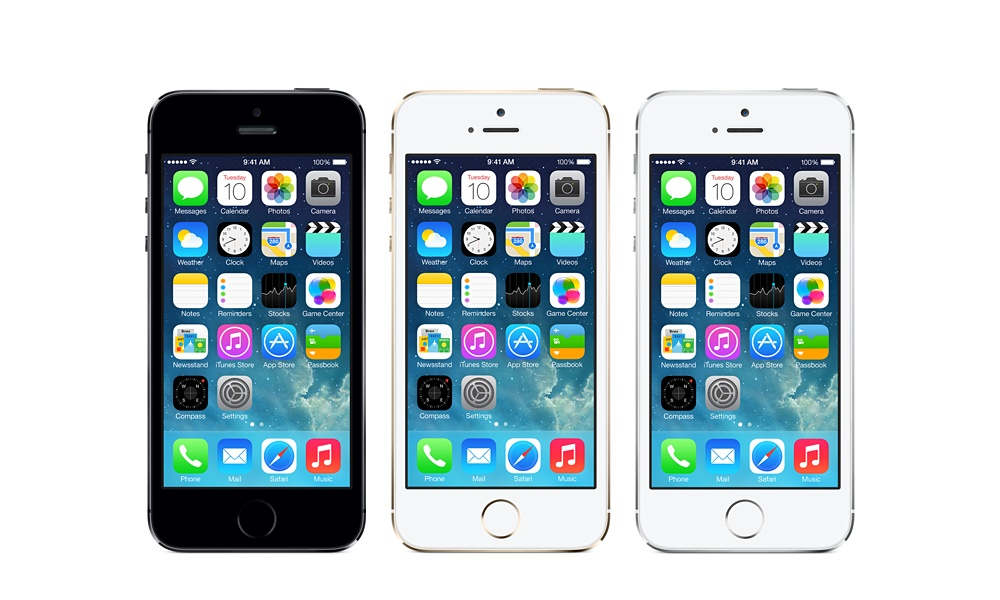 iPhone 5S to Get 50% Cheaper