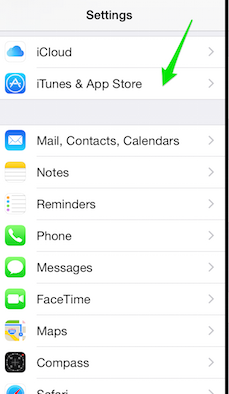 How to change iTunes account on your iPhad or iPhone?