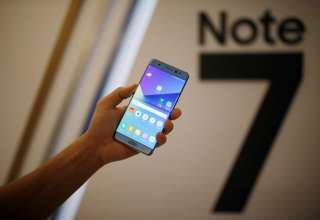 Samsung Galaxy Note 7 shipments stopped