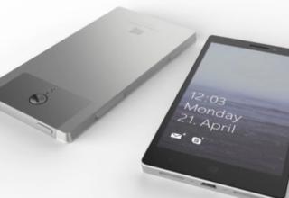 Microsoft Surface Phones