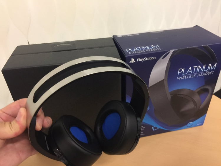 Ps4 Platinum Wireless Headset Sony S High End Offering Might Be Delayed