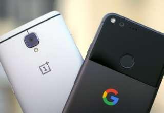 google pixel oneplus 4