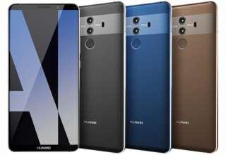 Huawei Mate 10 Pro Release Date