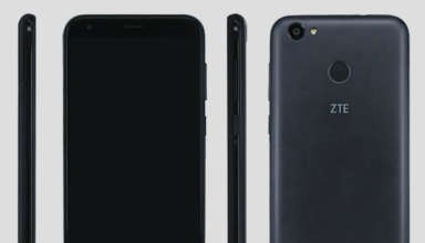ZTE A0620 Features