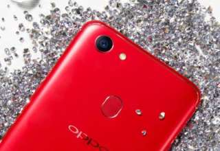 New OPPO-F5-Spicy-Red-Color-Variant