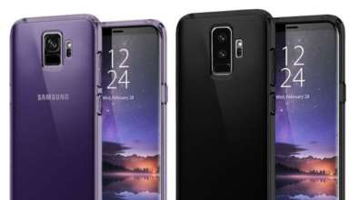 Samsung Galaxy S9 leaked cases