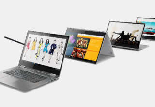 Lenovo Yoga 730 and Yoga 530