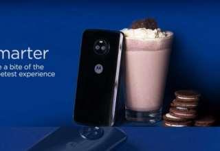 Motorola Brings Android Oreo Update