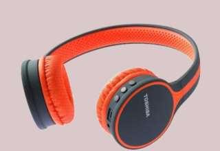 Toshiba headphones