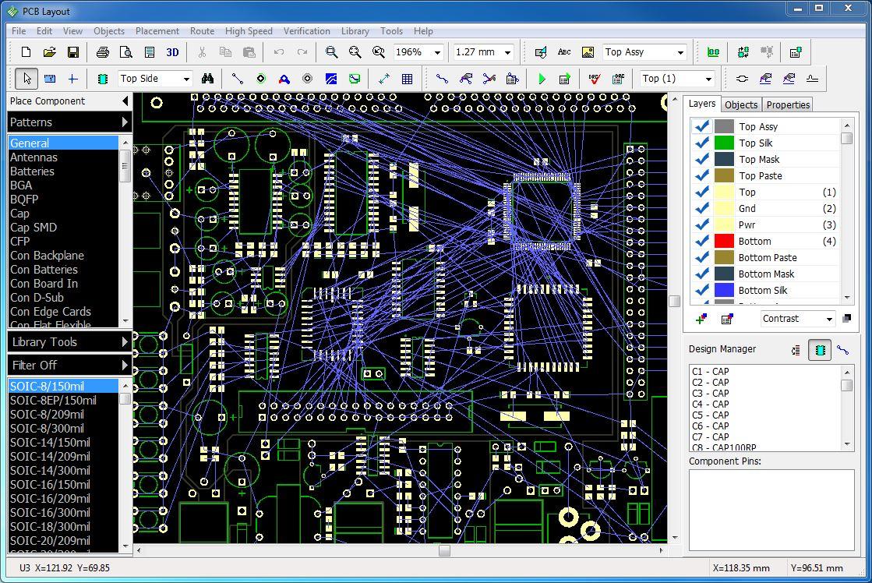 free eagle software for pcb design