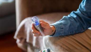 EOmini Nano Mist Sanitizer